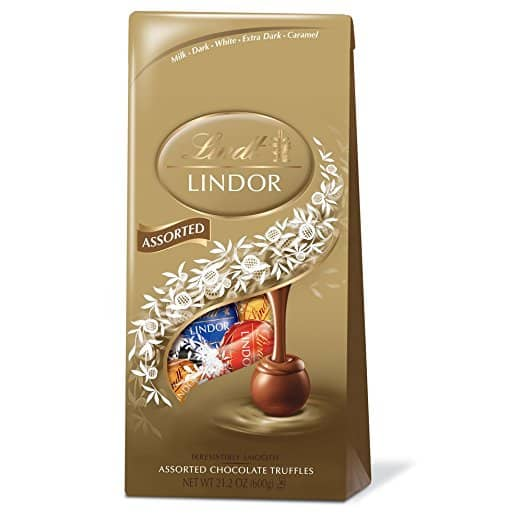 lindt 51 ct @8.27 after amazon s&s