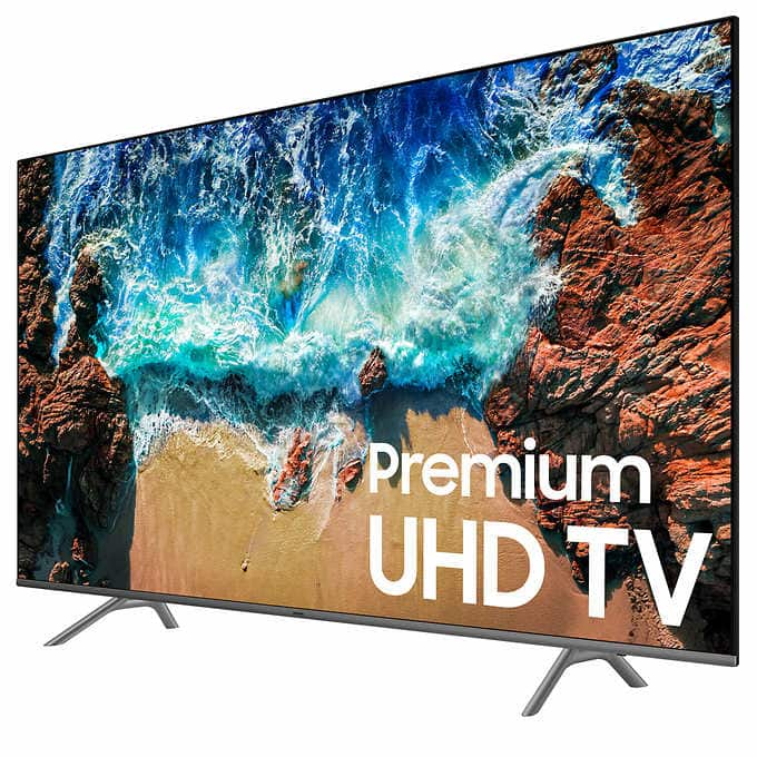 """Samsung 82"""" LED TV from Costco with 7 year warranty 2179.99"""