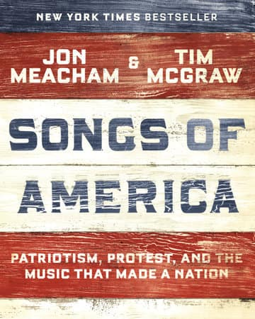 eBook: Songs of America by Jon Meacham and Tim McGraw $2.99