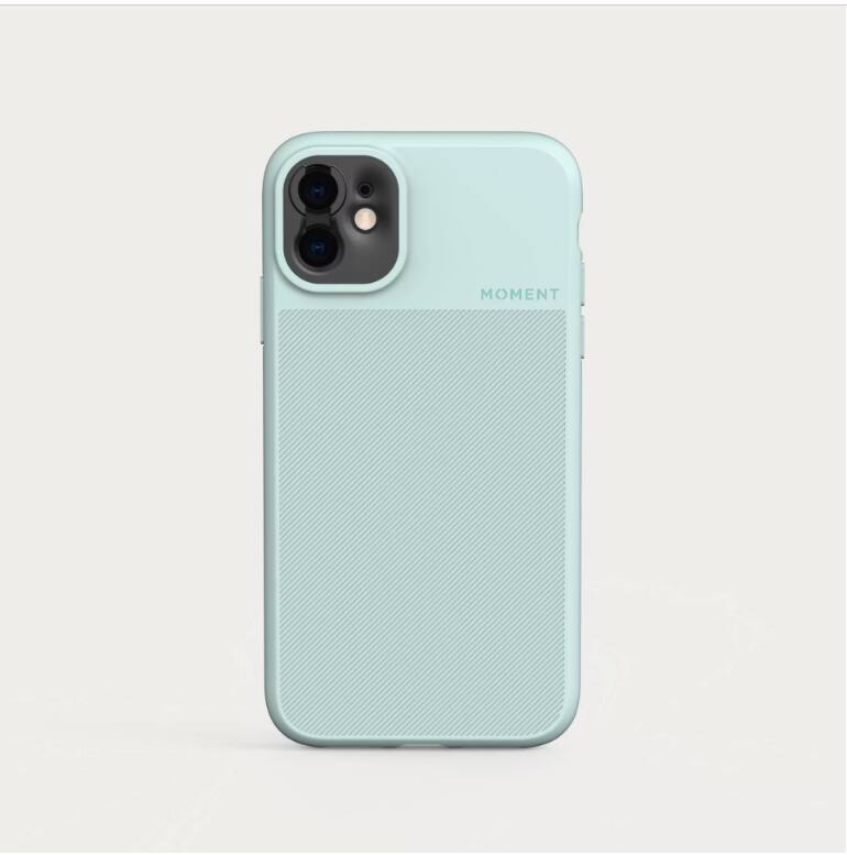 Moment Lens-ready iPhone 11 / Pro cases 20% off pre-orders $8