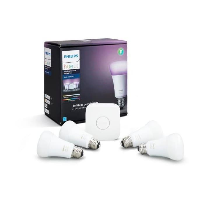 Target Online and In-Store: Circle Offer - Philips Hue Lights / Accessories 20% Off $12