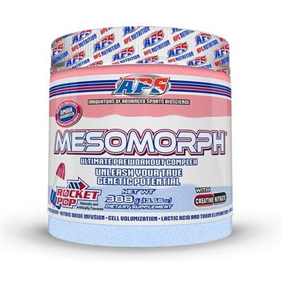 PWO - Mesomorph by APS Nutrition --BOGO-- $41