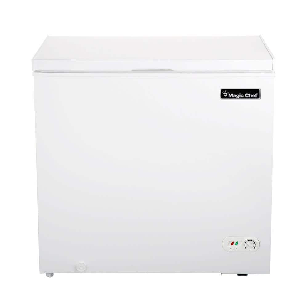 Magic Chef - 6.9 cu ft Chest Freezer at Home Depot - $168