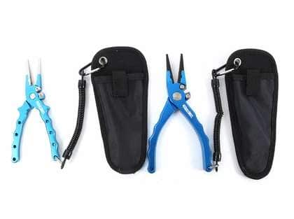 TackleDirect Fishing Pliers set - 6.5 and 7.5 inch Pliers- $39.99 + shipping (or FS on $99+)