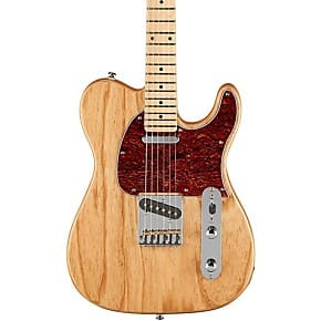 G&L Limited Edition Tribute ASAT Classic Ash Body Electric Guitar Gloss Natural - $299.99 FS