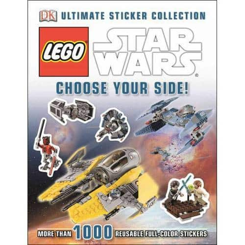 Ultimate Sticker Collection: LEGO Star Wars: Choose Your Side!  $4.72