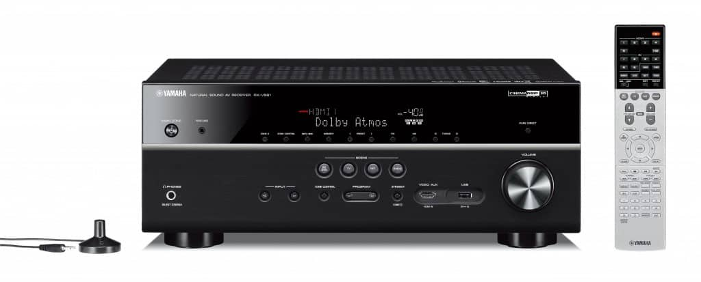 Yamaha Receivers With Hdr