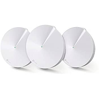 (Amazon Lightining Deal) TP-Link Deco M5 Wi-Fi system (Pack of 3) – Router Replacement for Secure Whole Home Coverage for $160.00