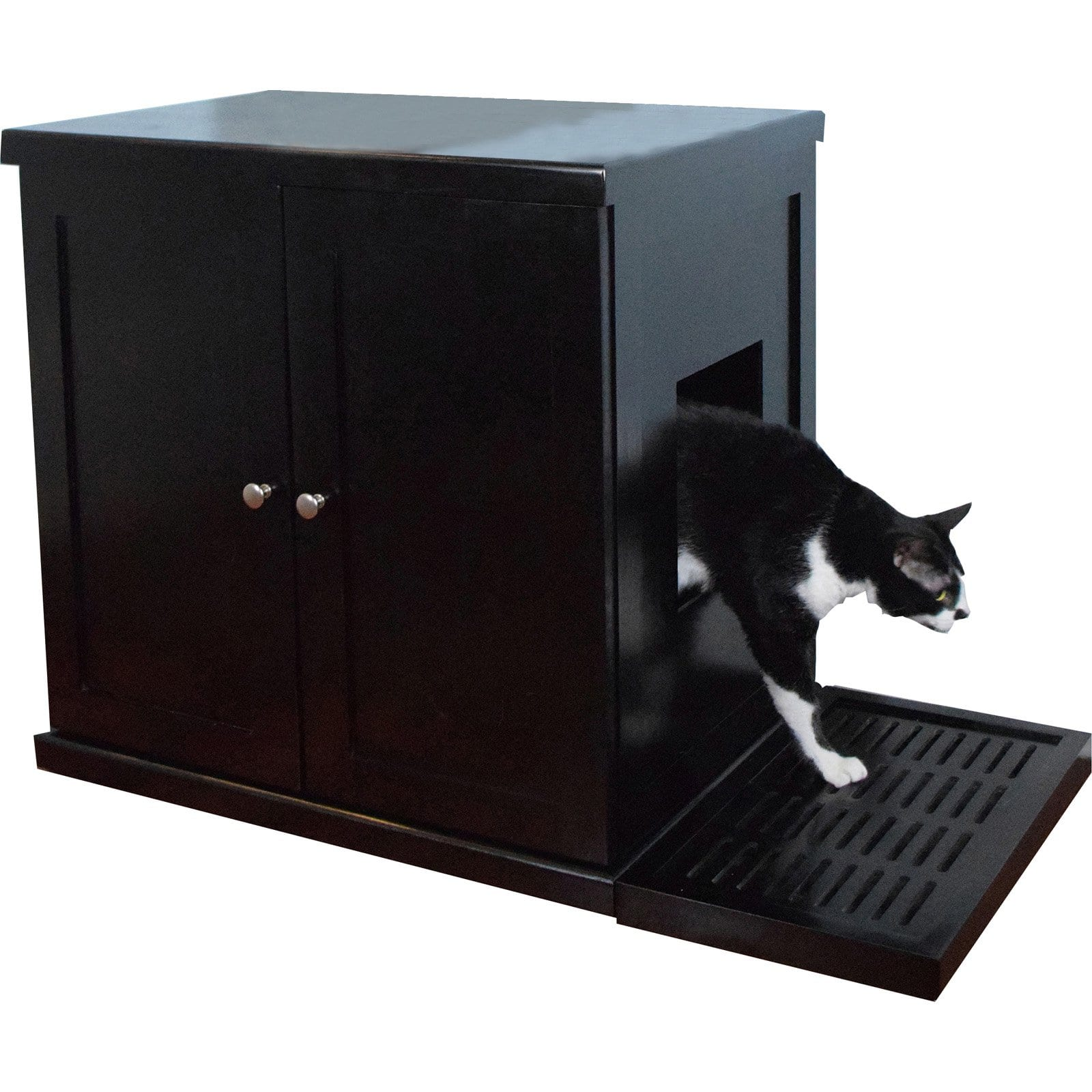 Cat Litter Box Furniture (Hides Litter Box)  $32.49 + FS