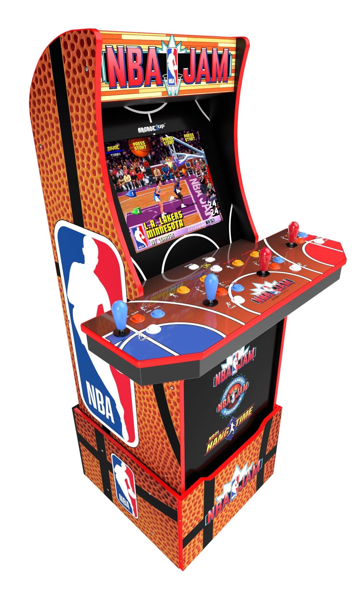 Arcade1up NBA Jam on clearance for $89 at some Walmarts $89.00