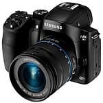 Samsung NX30 + 18-55mm lens @ Adorama and Amazon $399