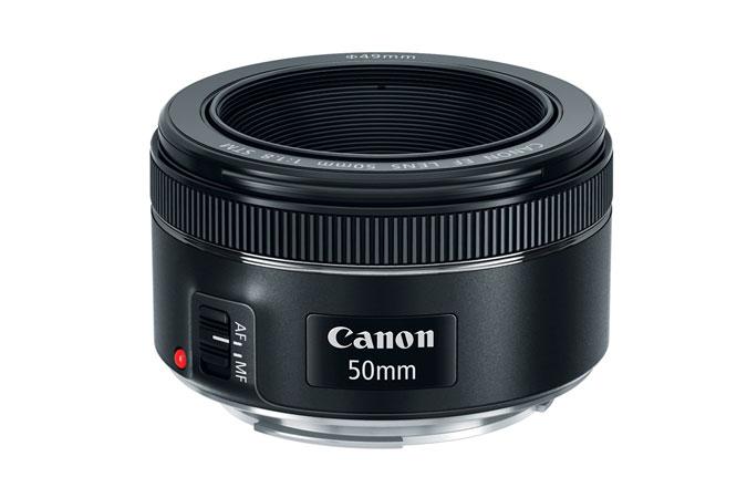 EF 50mm f/1.8 STM Refurbished $89.79 @ Canon