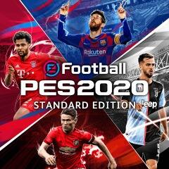 eFootball PES 2020 Standard Edition ($29.99 for PS Plus members, $44.99 for non PS Plus members) $44.99