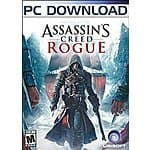 Assassins creed rogue for $12.50 at amazon for pc under $20 for ps3 and xbox 360