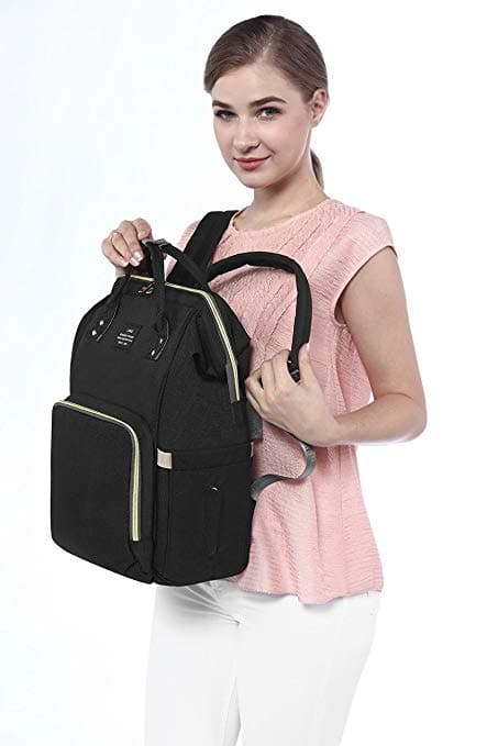 HaloVa Diaper Bag (Deal of the Day) $26.99