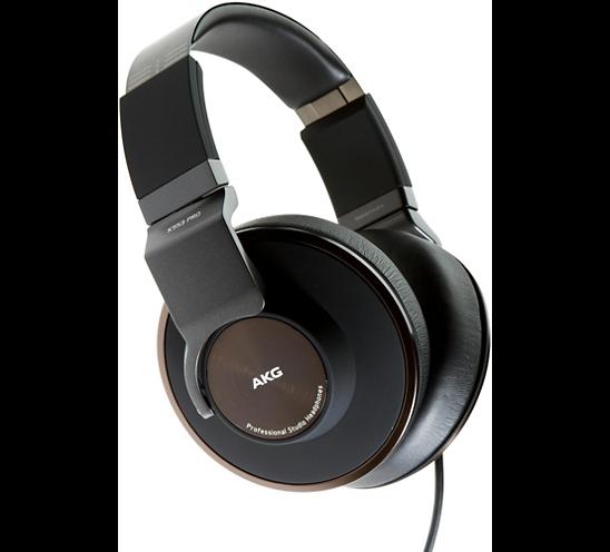 AKG K553 PRO Closed-Back Studio Headphones for $99 + Free Shipping
