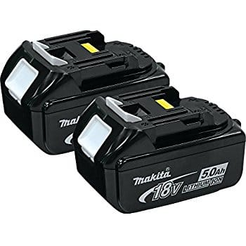 Makita BL1850B2DC2X 18V 2 Batteries & Dual Port Charger Starter Pack (5.0Ah) + 2 Bare tools free $269 @Amazon FS