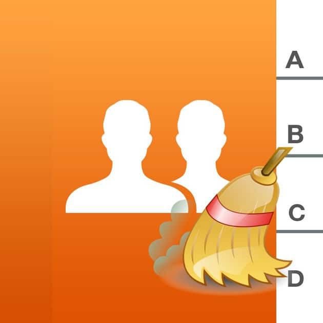Cleaner Pro Remove duplicate contacts/phone numbers/emails FREE @iOS
