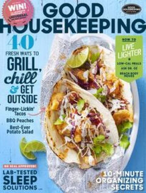Good housekeeping 1-yr FREE subscription @MercuryMags