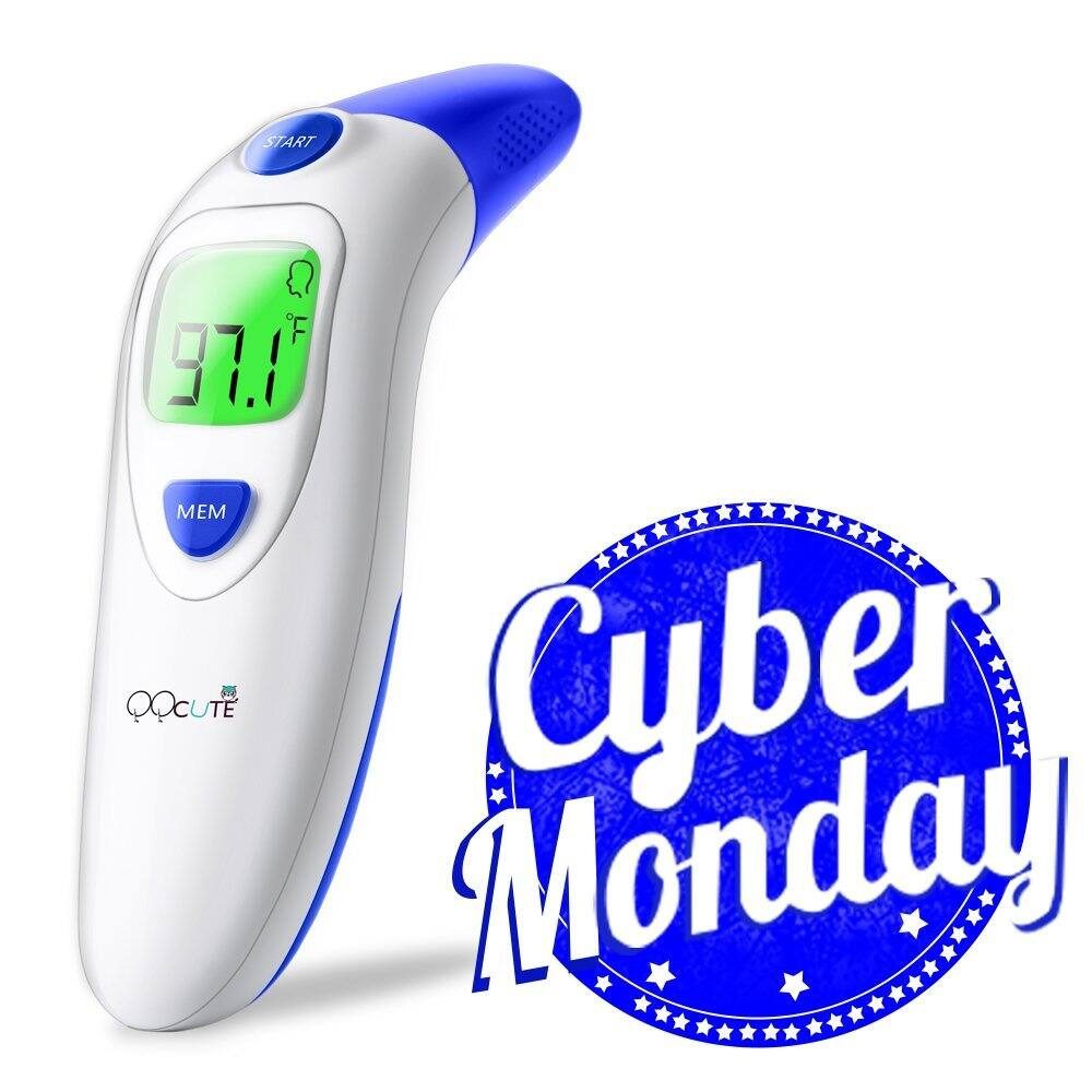 Digital Infrared body Thermometer $14.95 AC @Amazon FS/Prime