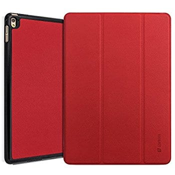 iPad Pro 9.7 Leather Case with Auto Sleep / Wake Feature $5.99 @Amazon FS/Prime