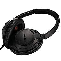 Amazon Deal: Bose SoundTrue Headphones Around-Ear Style, Black $99.95 Amazon