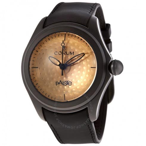 Corum Bubble (bronze cymbal dial limited edition) watch- Jomashop $1499