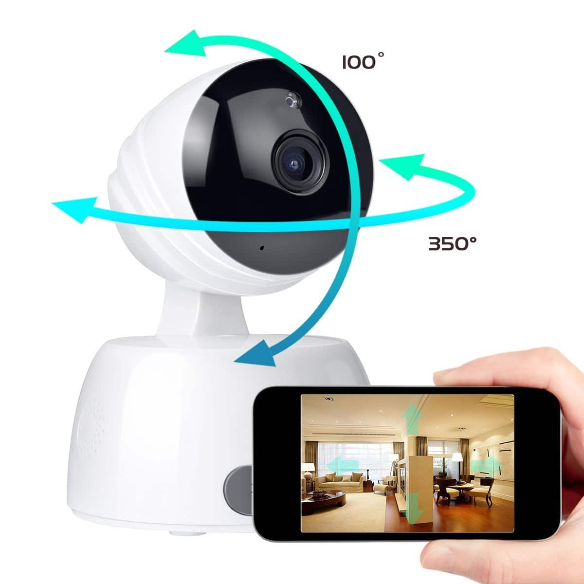 e4591884f7c Security IP Camera