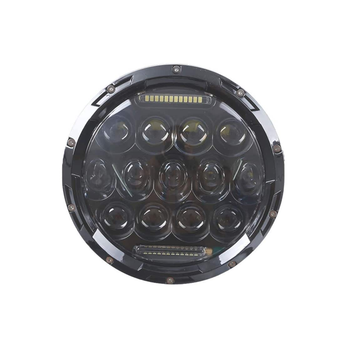 7in 75w motorCycle projector headlights $35.99