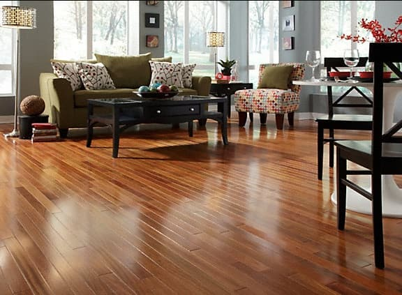 Solid Hardwood Flooring Bellawood 3 4 X 2 1
