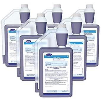 Virex II Disinfectant Concentrate $57.30 for 6 32 ounce bottles at Amazon after 15% Subscribe and Save Discount