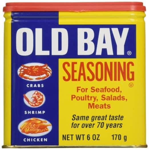 Amazon - Delicious OLD BAY SEASONING CAN 6OZ. $3.55 or less with S&S