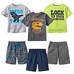 Jumping Beans® Mix & Match Coordinates - Toddler Boy + Many More $20 + Free Store Pick Up
