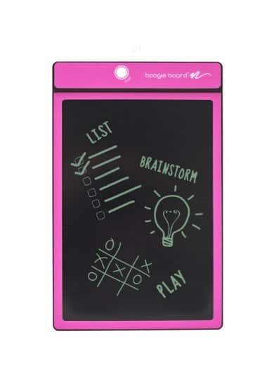 Amazon Prime : Open-Box Boogie Board 8.5-Inch LCD Writing Tablet - Starting from $13 after 20% OFF Warehouse deals Discount