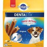 Amazon S&S : PEDIGREE DENTASTIX Large Dog Chew Treats, Original, 40 Treats 2.08 lbs - $8.40 or less