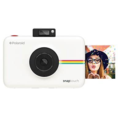 Polaroid Snap Touch 13MP Instant Print Digital Camera With LCD Display (White) w/ Zink Zero Ink Printing $126.91 + Free Shipping