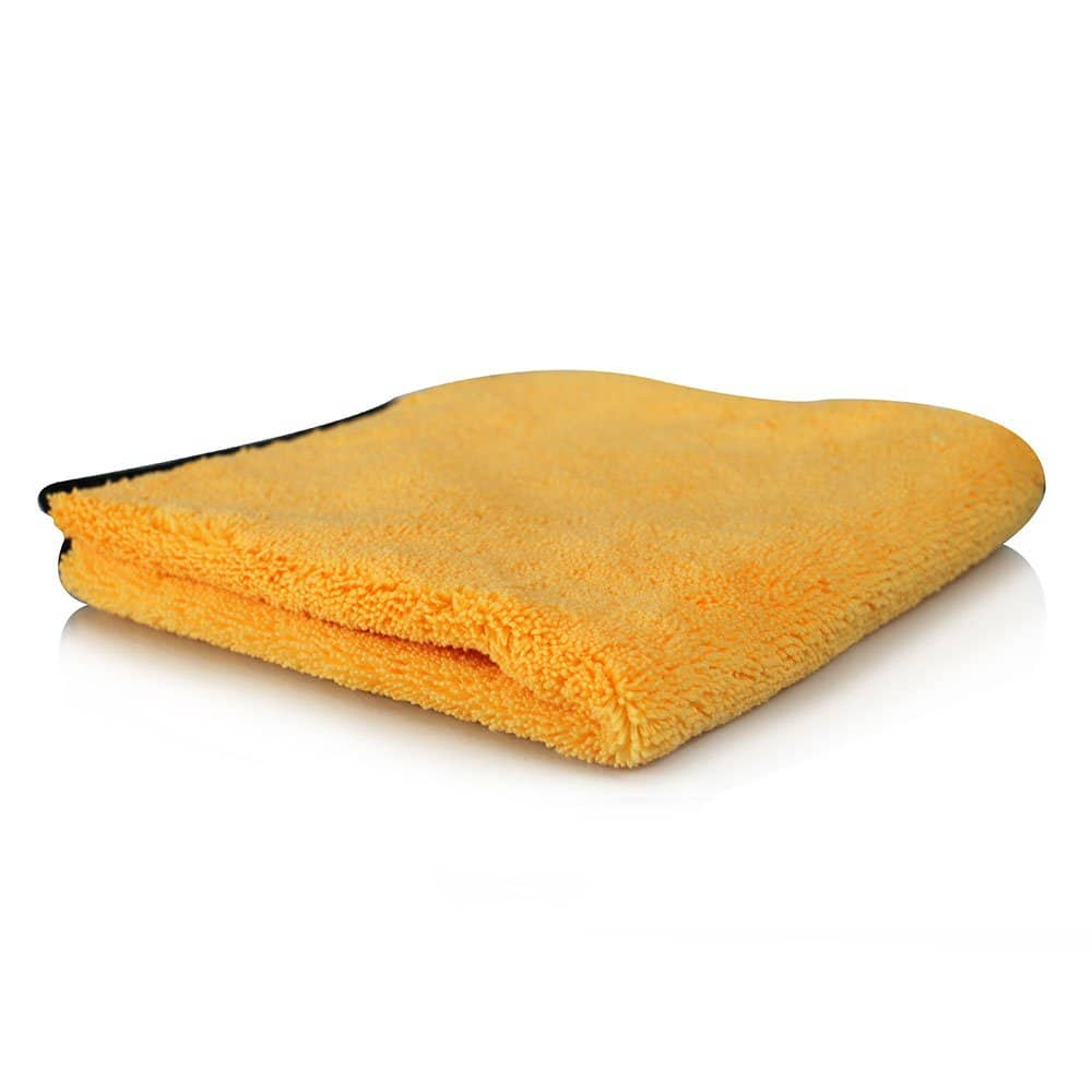 Chemical Guys MIC_721 Miracle Dryer Absorber Premium Microfiber Towel, Gold (25 in. x 36 in.) $4.90 or cheaper with S&S