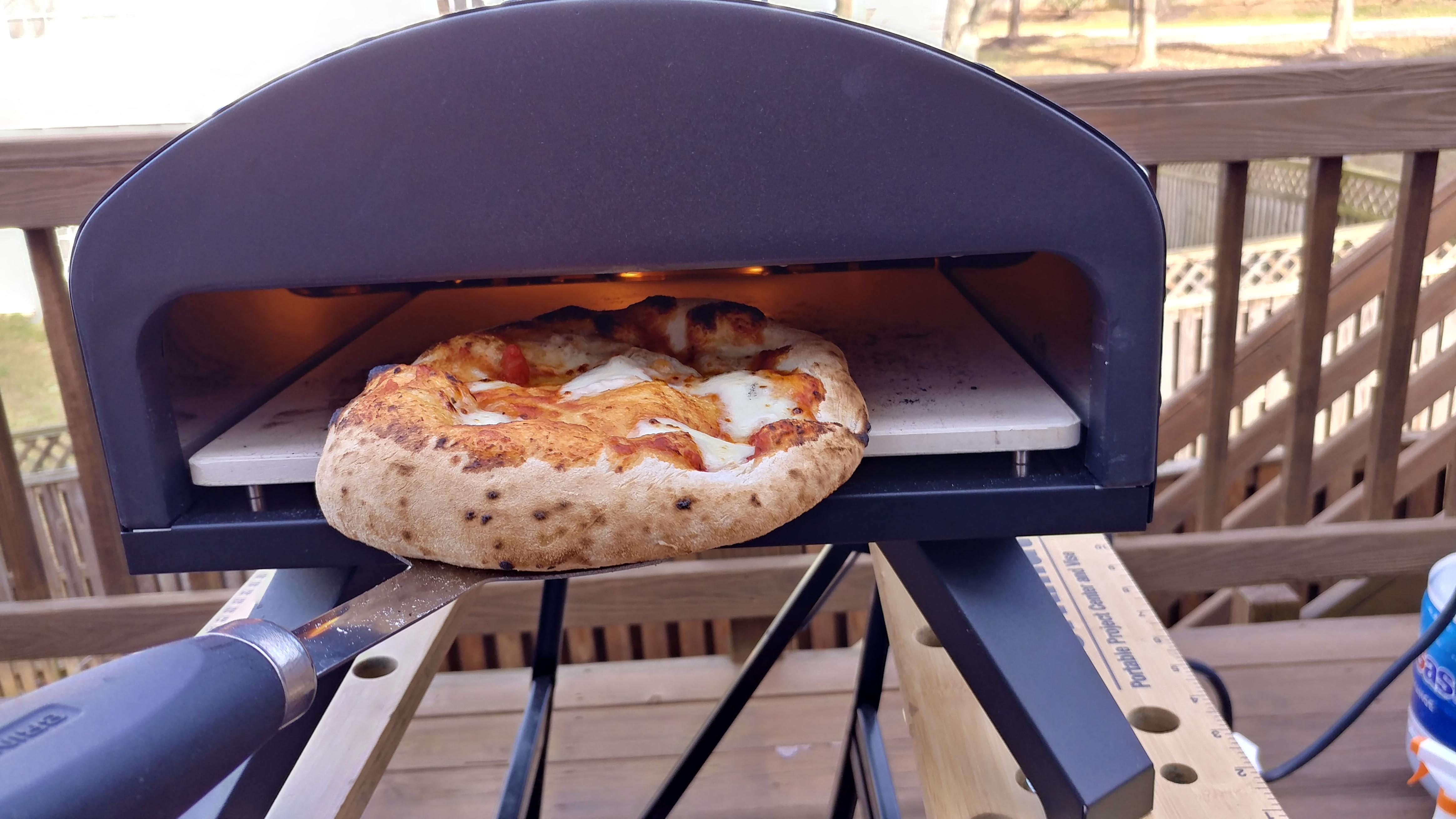 Napoli Neapolitan Outdoor Pizza Oven $210 shipped