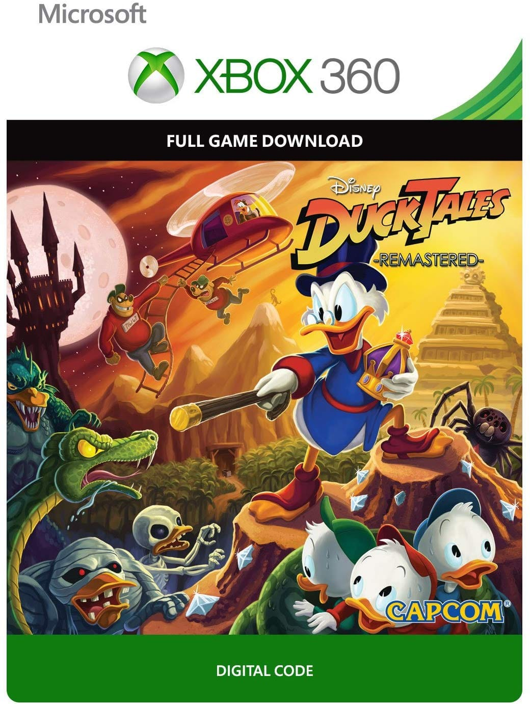DUCKTALES REMASTERED PC TÉLÉCHARGER