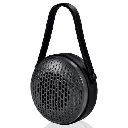 Walmart *ymmv* Black Web Shower Speaker