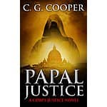 New Corps Justice novel 0.99 for two days only, C. G. Cooper, Kindle, Nook, etc.
