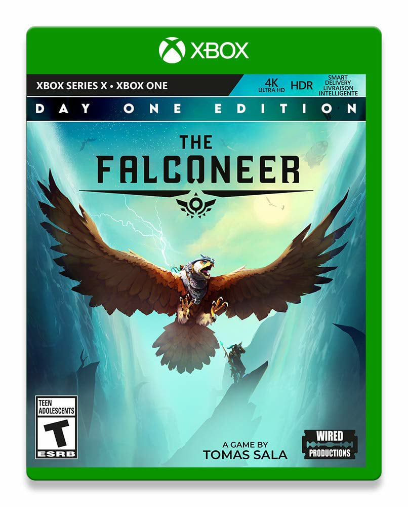 Amazon.com: The Falconeer Day One Edition�  �  Xbox Series X: Ui Entertainment: Video Games $12.21