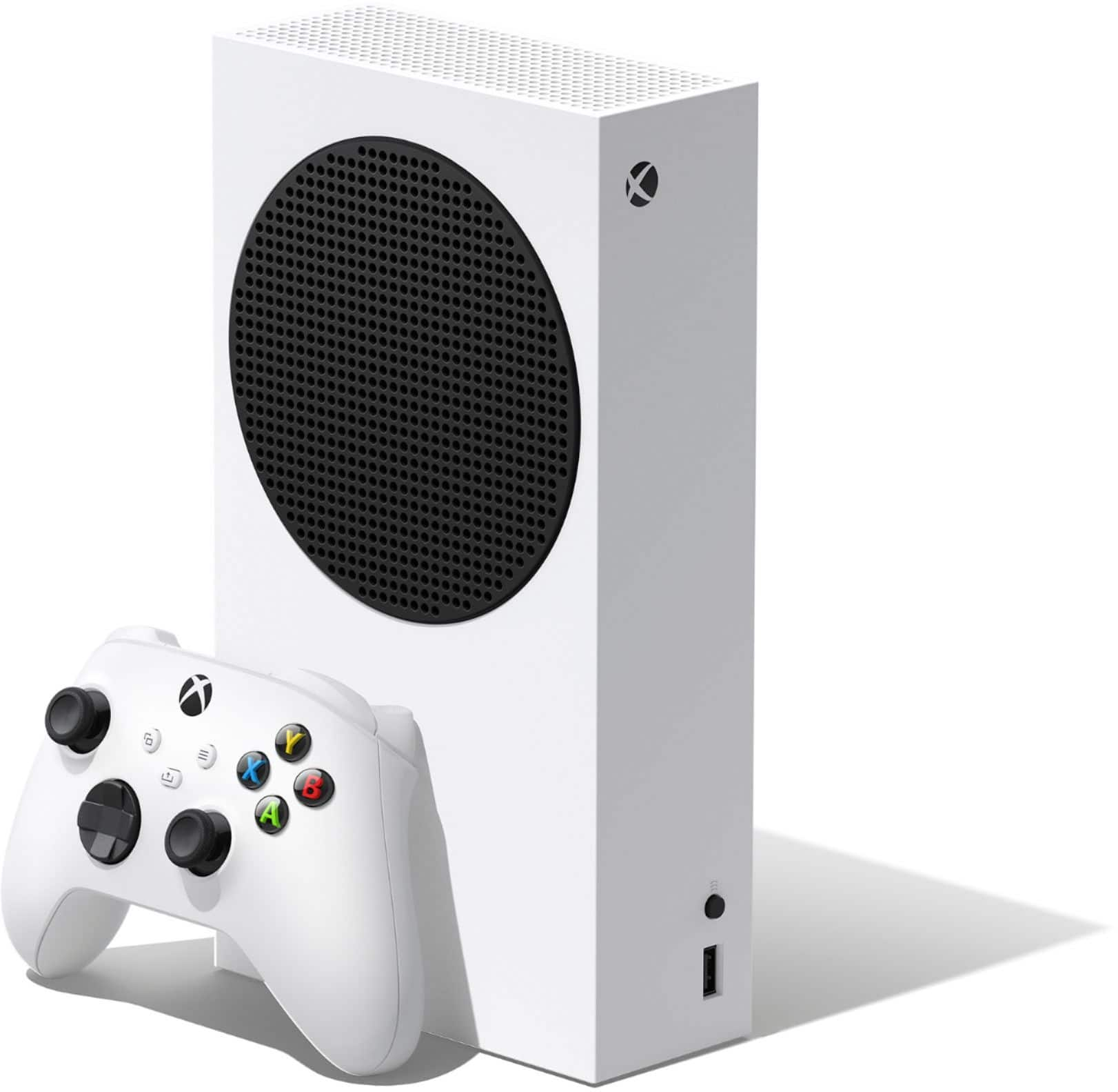 Microsoft Xbox Series S 512 GB All-Digital Console (Disc-free Gaming) White RRS-00001 - Best Buy $299.99