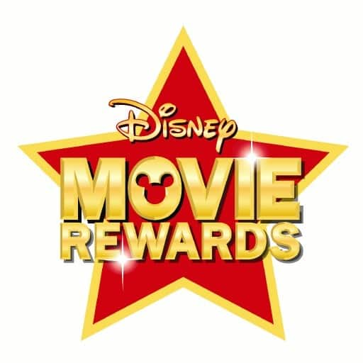 Disney Movie Rewards 5 Free Points - 3rd Monday of October 2015