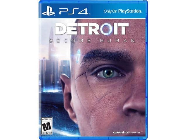 Detroit become human PS4 $42 after coupon - Newegg