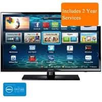 Samsung 60-Inch LED Smart TV - UN60FH6200 HDTV -$1,048.00+fs+2 yrs of service+$300 gift card