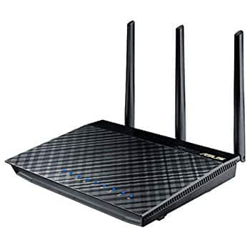 ASUS RT-ACRH13 Dual-Band 2x2 AC1300 Wifi 4-port Gigabit Router with USB 3.0 $44.99