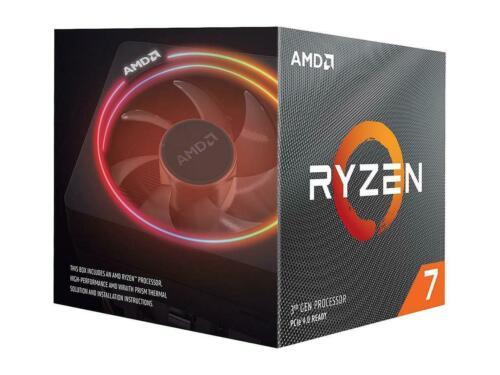 Newegg on eBay $304.99 AMD RYZEN 7 3700X 8-Core 3.6 GHz (4.4 GHz Max Boost) Socket AM4 65W 100-10000007