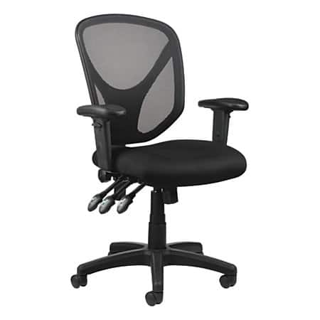 Realspace MFTC 200 Multi-Function Task Chair $80 after Coupon