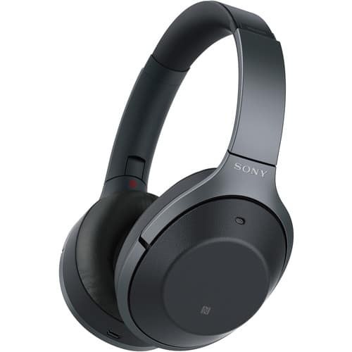 Sony 1000XM2 Wireless Noise-Canceling Headphones $299 (no tax for most) $298